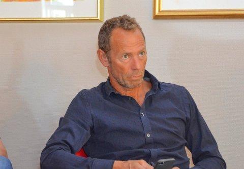 STOR PÅ EIENDOM: Ivar Tollfesen skal nå ha eiendom til rundt 75 millarder kroner. Foto: Jon Fivelstad