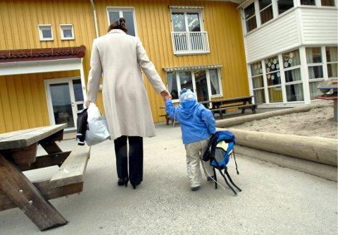 KOM SOM FLYKTNING: Mannen som har saksøkt Bamble kommune, kom til Norge da familien hans flyktet fra krig i et annet land.