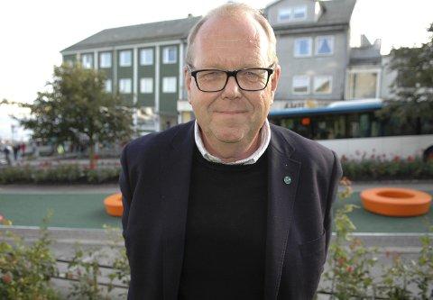 Full gass: – Erfaringene fra i fjor viser at vi gjennom hardt og systematisk arbeid kan få gjennomslag for Nordmøre i statsbudsjettet, sier Pål Farstad.