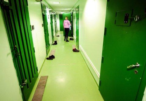Kvinnen fra Kristiansund skulle hjem i drosje, hun endte i stedet opp i politiets arrest.
