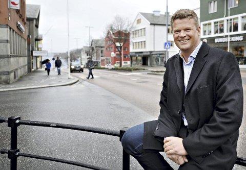 Finn Backer, Daglig leder, Kristiansund og Nordmøre Næringsforum (KNN)
