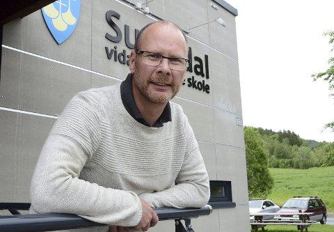INNSTILT: Mons Otnes blir sannsynligvis ny kommunedirektør i Rindal.