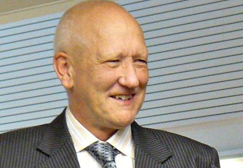 Sverre Årnes vant Bladkompaniets romanseriekonkurranse.