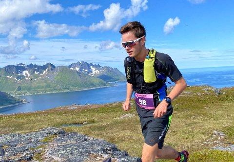 VM: Todalingen Erik Kårvatn gleder seg stort til VM i fjelløp i Italia i månedsskiftet juli/august. – Dette blir mitt første internasjonale løp og første gang jeg skal representere Norge i en løpeidrett, noe som er veldig stort, sier Kårvatn.