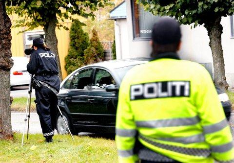 STORKONTROLL: Mange bilister ble tatt på fersken mens de brøt fartsgrensen i forrige uke.