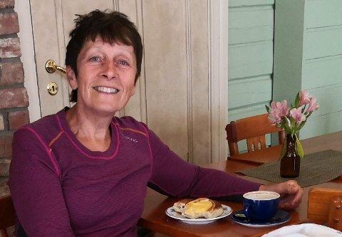 TRYKTE FEIL REGISTRERINGSNUMMER: Anne Grimstad Fjeld er oppgitt over Q-Park.