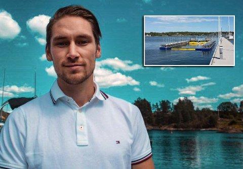 HAR PLANER: Hvis alt går etter planen kan Tromsø ha et båtvaskeri til neste år.
