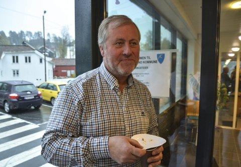 Morten Foss sa først ja til å stå Senterpartiets liste ved neste års kommunevalg, men valgte senere i høst å trekke seg. Han er forøvrig kommet med på Senterparitets fylkestingsliste. Arkivfoto