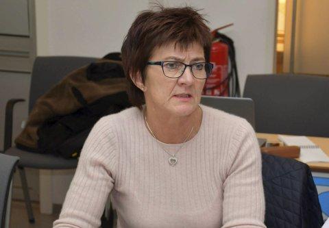 Marianne Landaas: Forstår kritikken som har kommet i kjølvannet av at Solveig Røvik ble innstilt som ny leder i forliksrådet, men mener det bare skulle mangle at hun på mandagens kommunestyremøte tok seg tid til å takke Røvik for 13 års innsats. Arkivfoto
