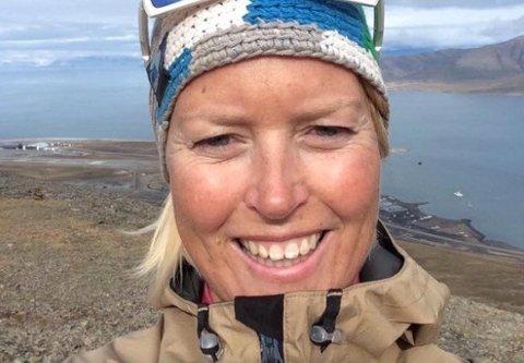 SLUTTER: Nina Lines slutter ved utgangen av januar 2021 som leder av avdeling for idrett og friluftsliv i Nittedal kommune. Nå søkes det etter hennes etterfølger til det som: – hovedsakelig er en vanlig kontorjobb.