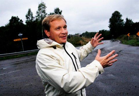 PÅ JOBBJAKT: Harald Bjerknes gikk nylig av som konserndirektør i Nortura.