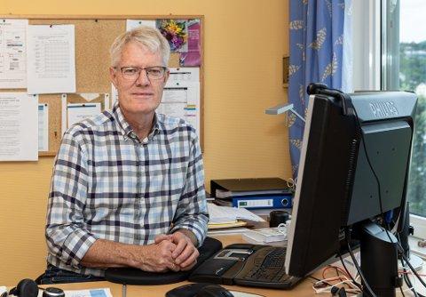 Personalsjef Jens Jarl Turøy