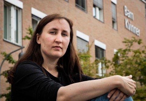 20210728: Hanne Monge Sigbjørnsen, aka TegneHanne, forteller sin rystende historie som førstefødende for ett år siden.