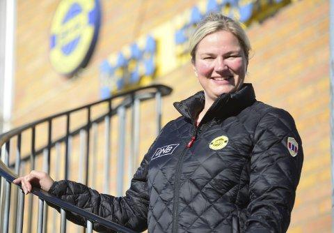 Daglig leder: Vera Arntsen er daglig leder for Bodø Håndballklubb. Hun overtok jobben 1. august.