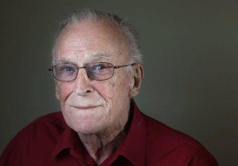 Roald Røde gikk bort 31. mai, 91 år gammel.