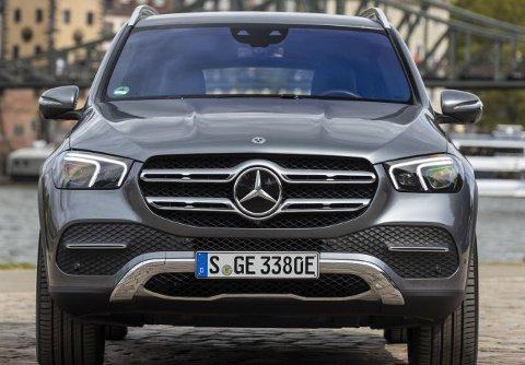 Mercedes leverer varene med nye GLE 350de. Dette er deres første ladbare SUV med dieselmotor. Broom har testet nykommeren i Tyskland.