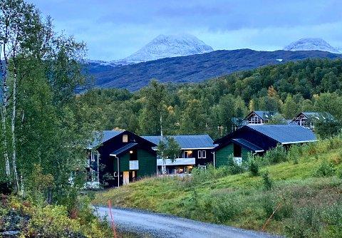"""Sulitjelma Fjellandsby omtales i VG som en av de """"hemmelige"""" perlene som vintersportsted."""