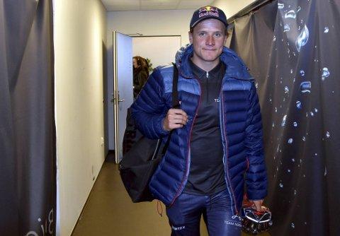 Kristian Blummenfelt er fornøyd med OL utsettes i ett år.