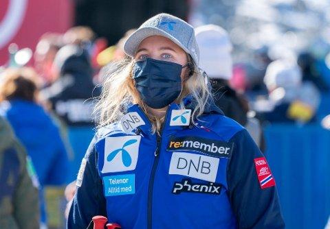 Maria Tviberg slo til med karrierebeste i verdenscupåpningen.