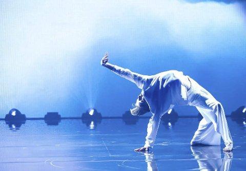 Norske talenter: Joakim Visnes imponerte under finalen av årets program som ble sendt fra Fornebu.FOTO: EDOUARD TRUEDOSSON/ TV2