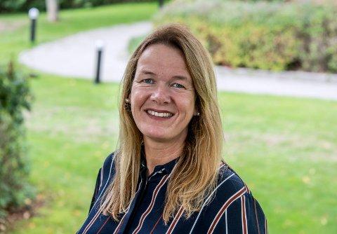 Skal hjelpe: Beate Mellemsether er ansatt som nytt mobbeombud i Østfold fylkeskommune. Hun skal bistå barn i barnehager og på barne- og ungdomsskoler, samt foresatte, ansatte og ledelse.