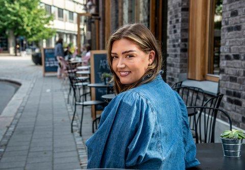 Pernille Storhaug Dalene og FB-redaksjonen er på jakt etter byens beste og triveligste ansatte. (Foto: Geir A. Carlsson)