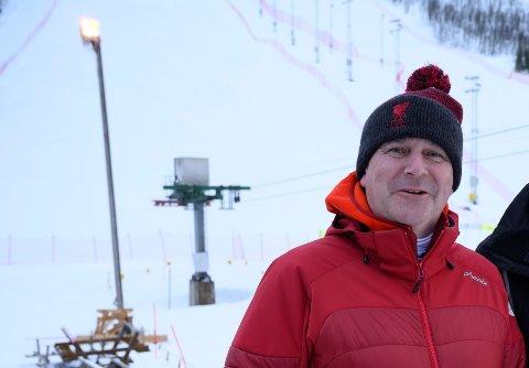 Rennleder Eirik Eriksen. Foto: Kjell G. Karlsen