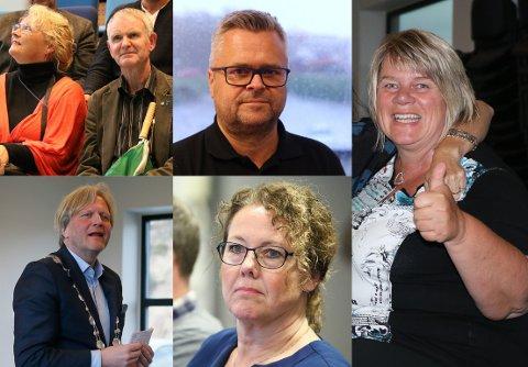 Unn Birkeland (Sp), Torbjørn Fjermestad (Sp), Espen Aaserud Karlsen (Frp), Eva E. Pettersen (Ap), Frode Fjeldsbø (Ap) og Anne B. Rørnes (Ap) er blant politikerne som foreslås som medlemmer i formannskapet 2019-2023.