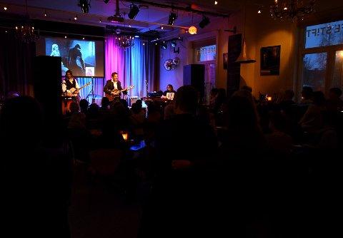 Café Stift har hatt mange konserter i sine lokaler i Kulturhuset Banken i løpet av det siste tiåret. Men nå er det slutt.