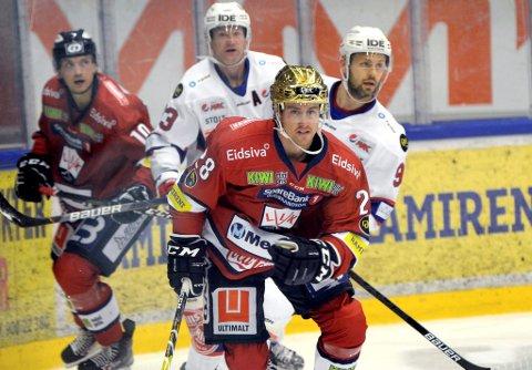 Stephan Vigier og Lillehammer IK må forvente et tett og spennende lokaloppgjør mot Storhamar lørdag.