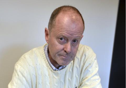 - Systemsvikt, hevdet Børge Wilhelmsen i GD onsdag, konfrontert med en saksbehandlingtid på seks måneder i Helfo for å få medisinen han trenger. Torsdag kveld kom brevet som trolig løser saken hans. Foto: Halvor Torgersrud