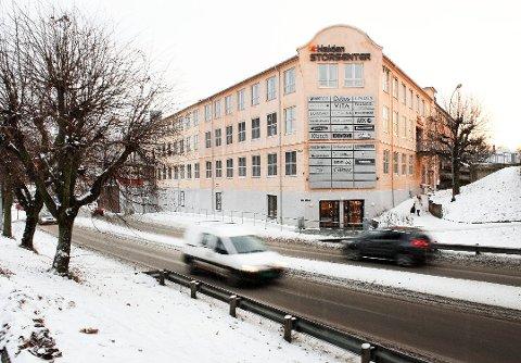 STENGER: De fleste butikkene i Halden Storsenter har sagt opp kontraktene sine, og innen 1. september skal bygningen være avviklet som kjøpesenter.
