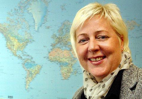 Har erfaring med Aberdeen: Alma Strømme Jacobsen håper Aberdeen-ruten blir en suksess.