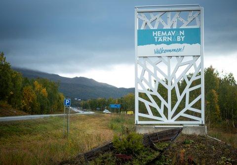Det ligger an til at Västerbotten trolig blir grønn fra midnatt natt til mandag 5. juli. Arkivfoto.