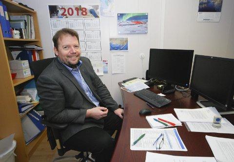 FORTSETTER: Rolf Laupstad (Ap) kan smile for fire nye år i ordførerstolen. Helse får hovedfokus i perioden, noe Ap og Høyre er enige om.