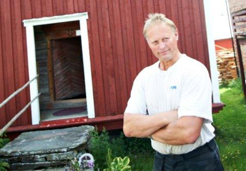 STYRELEDER: Håkon Fiskvik, Munkeby, er stytreleder i det nye styret for foretaket Munkeby Maksinlag SA.