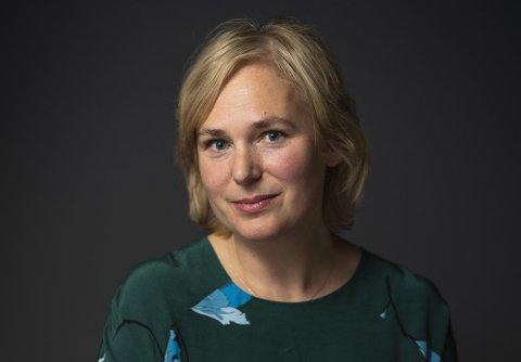 Solgt: Kari Stai sin bok Passe happy er solgt til Danmark.