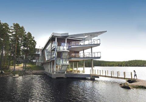 Nyheter i vente: Det vil skje mye spennende på Rømskog Spa & Resort i tiden framover,