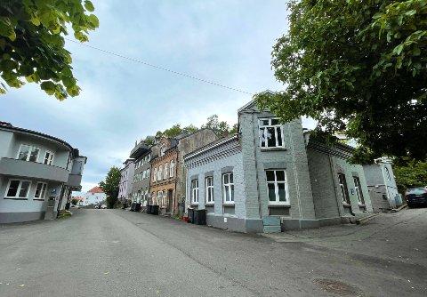 SOLGT: Gamle Kragerøvei 7 er solgt for kr 4.400.000 fra Lermo As til Frode Westvang.