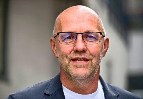 SATSER: Rune Hellingsrud, næringssjef på Rjukan (for Tinn kommune) har dratt igang en samarbeidsavtale med Aker-systemet som kan vise seg å bli verdifull.