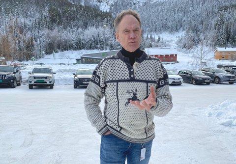 ORDFØRER: Jan Gaute Bjerke (Ap) er ordfører i Nore og Uvdal.