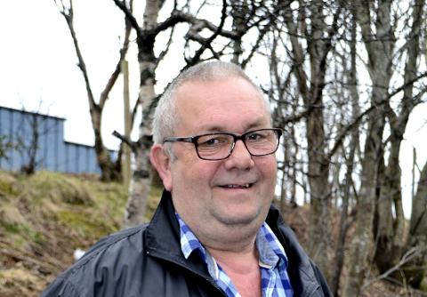 Leif Helge Hansen gleder seg nå til å dra til tannlegene etter et helt liv med tannlegeskrekk.