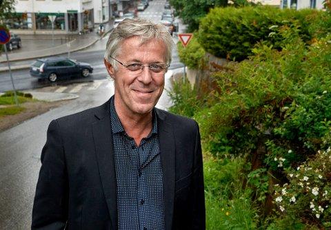 BLIR PENSJONIST: Etter neste års Olavsfest er tida som festivaldirektør over for namsosingen Petter Fiskum Myhr, som ser fram til å nyte pensjonisttilværelsen.