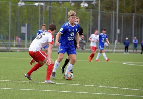 KOLLAPS: Lasse Bransdal og Oppsal raknet helt etter pause og tapte 5-3 for Ullern.