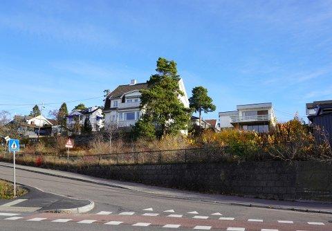 Denne gamle villaen i Ekebergveien 142 skal bevares for fremtiden.
