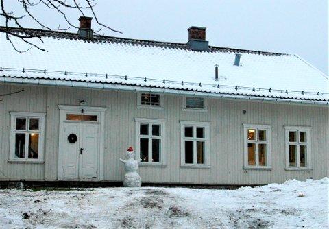 Rustad gård barnehage har et rehabiliteringsbehov med en estimert kostnad på 3,5 millioner. Arkivfoto: Nina Schyberg Olsen