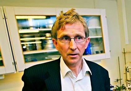 LYS FREMTID: Gunnar Rørstad.