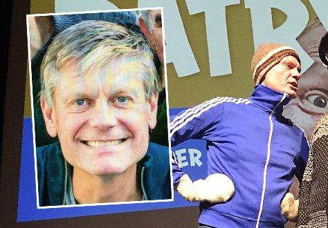 SUKSESS: Knut Are Mortensen gjorde suksess med Påtryneteateret i fjor.