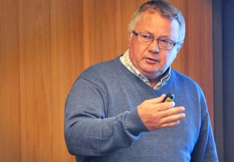 SØKER: Bjørnar Eidsvik, helsesjef i Vestre Toten, er en av fire søkere til stillingen som tjenesteleder helse i Gjøvik kommune.