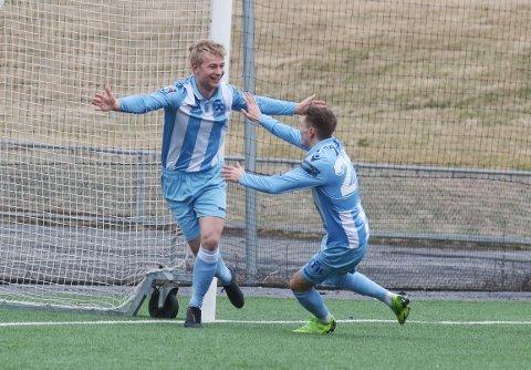Kristian Seteklev scoret ett av målene da Follo 2 utklasset Heggedal.